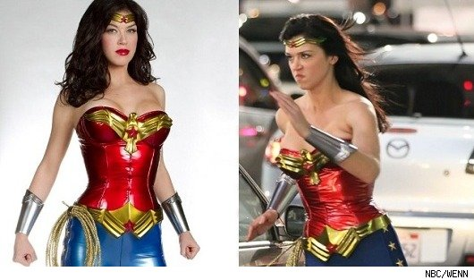 Wonder Woman Gets Costume Alteration After Fan Outcry