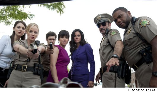 Scream 4 Cast