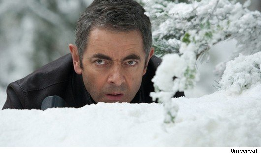 'Johnny English Reborn'
