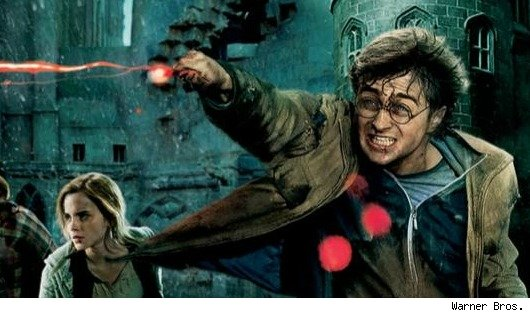 harry potter and deathly hallows part 2. Sick of Harry Potter news yet?