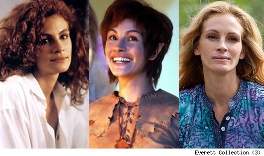 julia roberts split 530 062411 Julia Roberts