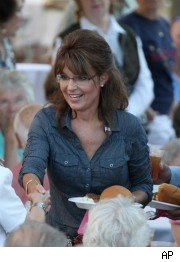palin Palin Takes Shot at Hateful Celebs at Documentary Premiere