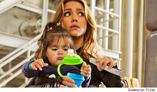 spy kids jessica alba The Help Mops Up Competition: Box Office Report August 19 21