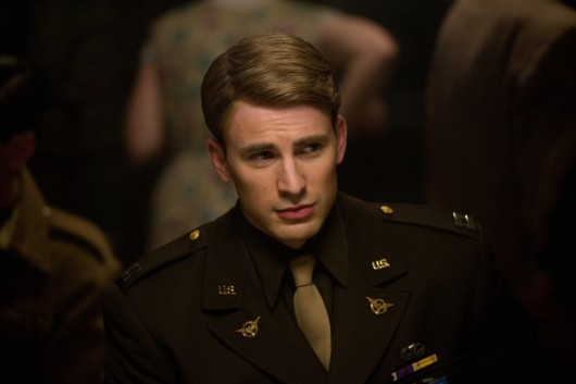 cap1 Captain Americas Chris Evans Is a Nervous Wreck, Understandably