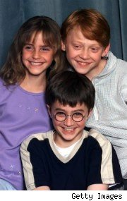 harry potter sorcerers stone cast What the Harry Potter Cast Said When They Started Out Ten Years Ago
