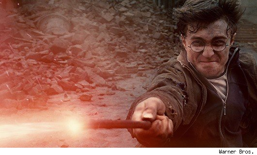 harry potter and the deathly hallows part 2, daniel radcliffe, harry potter