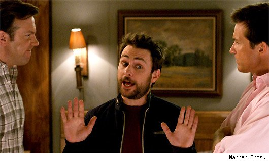 charlie day, jason bateman, horrible bosses