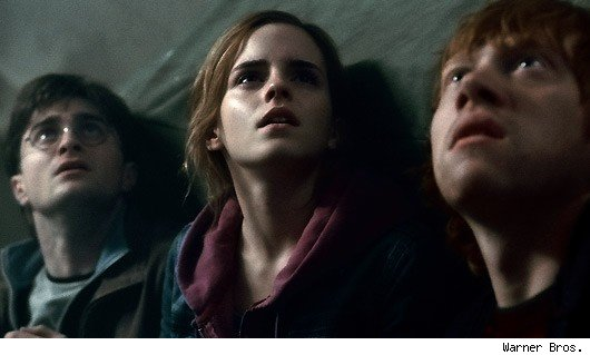 harry potter and the deathly hallows part 2, rupert grint, daniel radcliffe, emma watson