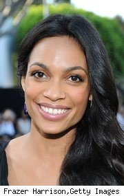 rosario dawson Danny Boyle Puts Rosario Dawson Into a Trance