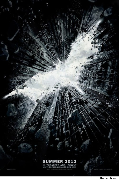 thedarkknightrisesteaserposter 550x813 1310449227 First Dark Knight Rises Poster Unveiled