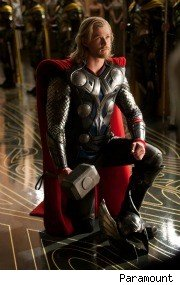thor2 Thor 2 Script to Be Written by Don Payne