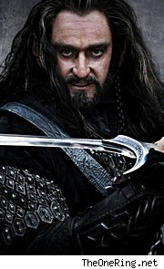 thorin1 First Look at Hobbit Dwarf Thorin (Whos Also a Nazi Agent in Captain America)