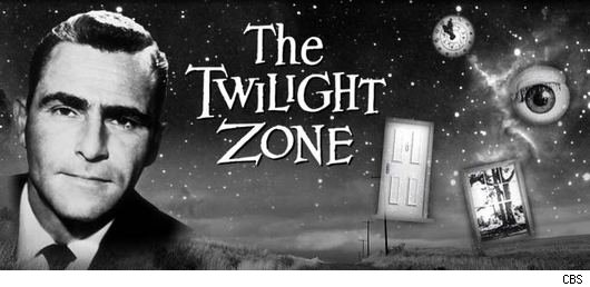 twilight zone rod serling Twilight Zone Creator Ron Serling Getting Biopic