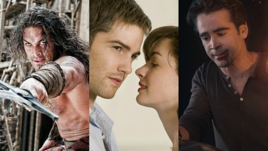 picnik collage 1313589163 Weekend Movie Preview: Bloody Barbarians, British Lovers, and Hunky Vamps