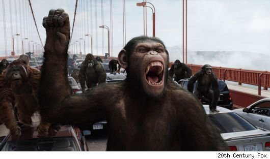 rise of the planet of the apes Conquest of the Planet of the Apes: Box Office Report August 5 7