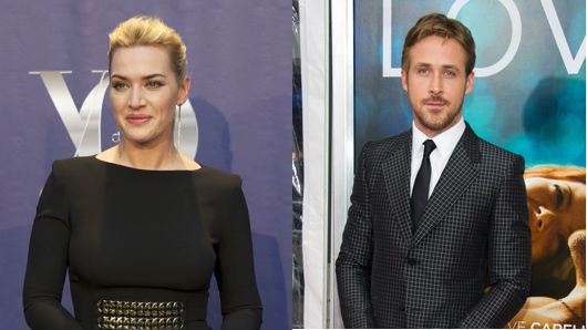 Kate Winslet, Ryan Gosling