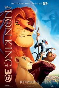 231355id1g 3 1317073273 The Lion King 3D Gets an Extended Run in Theaters