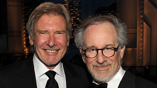 gyi0060706014 Steven Spielberg and Harrison Ford Are Hopeful About Indy 5