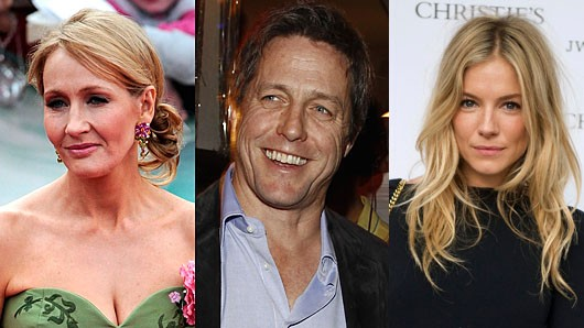 hacking J.K. Rowling, Hugh Grant and Sienna Miller to Testify About Phone Hacking Scandal