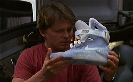 mcfly Will Nike Release Marty McFlys Back to the Future Part II Sneakers?