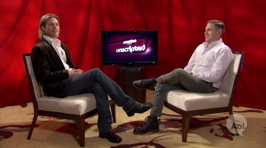 'Moneyball' Unscripted: Brad Pitt and Jonah Hill on Their New Film, Budding Friendship and 'Mr. and Mrs. Smith'