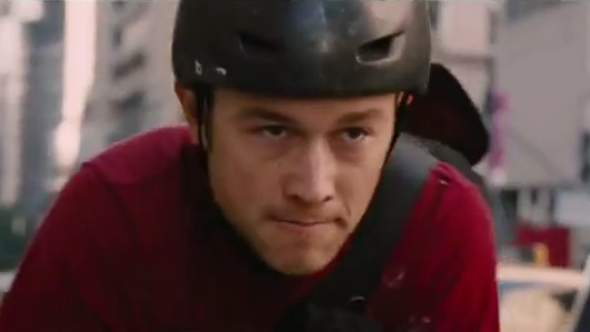 screen shot 2011 09 16 at 8.41.40 am Joseph Gordon Levitt Bikes for His Life in the First Trailer for Premium Rush (VIDEO)