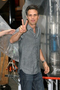 111013h7ruffalob gr02.jpg Hulk Mark Ruffalo Supports Occupy Wall Street, Says Protests Are Close to True Direct Democracy