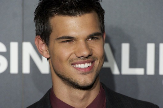 127568541 Report: Taylor Lautner and Gus Van Sant to Make Indie Film Together