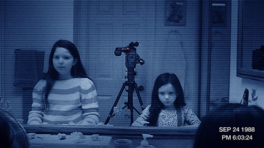76851318281257 pa3shot373 Weekend Movie Preview: Paranormal Activity 3 Hopes to Scare Up Big Box Office