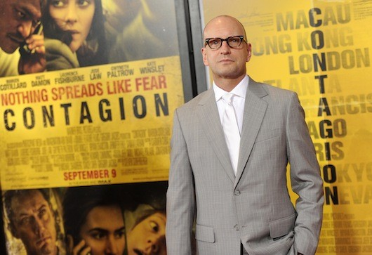 premierecontagionny.518fa9ae68584593ac544a5d199459c9 Steven Soderbergh Sets The Bitter Pill as The Man From U.N.C.L.E. Replacement