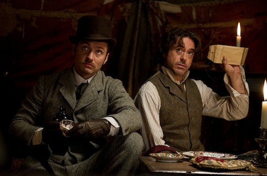 'Sherlock Holmes: A Game of Shadows'