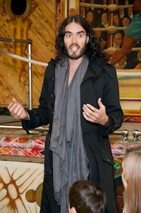 131690754 Russell Brand in The President Stole My Girlfriend: Actor Set to Star and Produce New Comedy