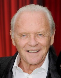 132669222 Anthony Hopkins, Judi Dench, Kenneth Branagh Team for Italian Shoes