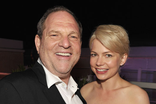 harvey and michelle Harvey Weinstein: My Marilyn Is Sexy, Beautiful, and Fun to Be Around