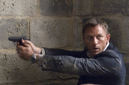 james bond 530 Confirmed: The Next James Bond Film Officially Called Skyfall