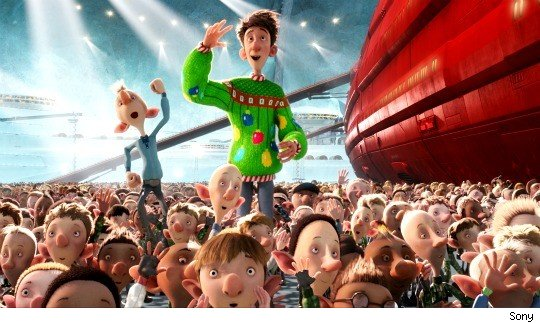 'Arthur Christmas'