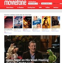 moviefone dash New Moviefone Homepage: Your Handy Guide to Our Front Page Facelift