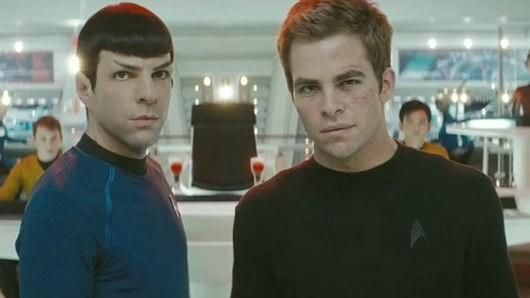 trek2 Star Trek 2 Release Date: Paramount Lands Trek Sequel on May 17, 2013