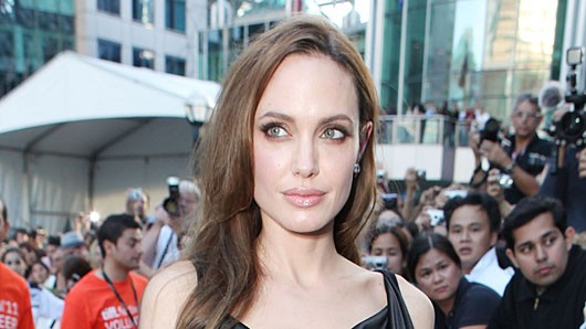 124465868 Angelina Jolie Sued For Allegedly Stealing the Plot of Her New Movie: Report
