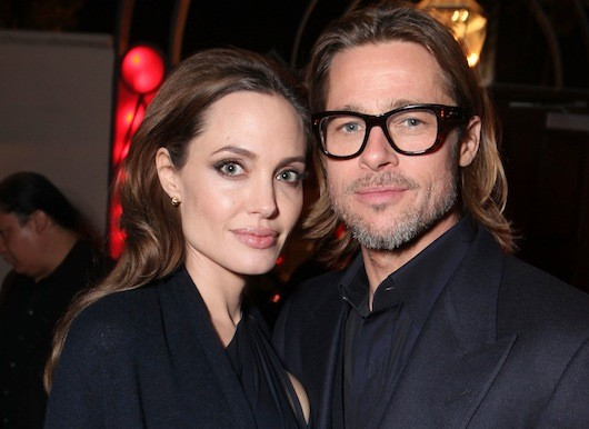 Brad Pitt Would Star in an Angelina Jolie-Directed Film 'In a Second' 135338783