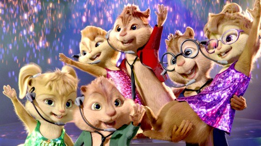 'Alvin and the Chipmunks: Chipwrecked'