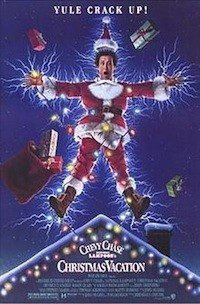 christmasvacation 200 Christmas Vacation: Chevy Chase, Randy Quaid and Beverly DAngelo On Set in 1989 (VIDEO)