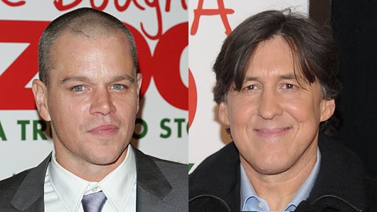 damon crowe Matt Damon and Cameron Crowe React to New Yorker Zoo Diss