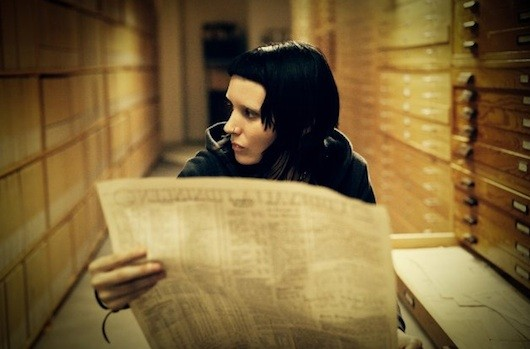 girlwithdragontattoo Girl With the Dragon Tattoo New Yorker Review: Critic Breaks Embargo, Angers Studio (UPDATE)