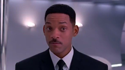 meninblack3 530 Men in Black 3 Trailer: Will Smith Time Jumps Into the Past to Save Tommy Lee Jones