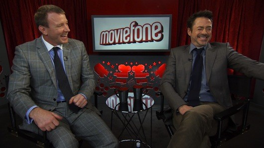 Robert Downey Jr.'s 'Sherlock Holmes' Accent Is Flawless, Unlike Robert Downey Jr., Guy Ritchie Says (VIDEO)
