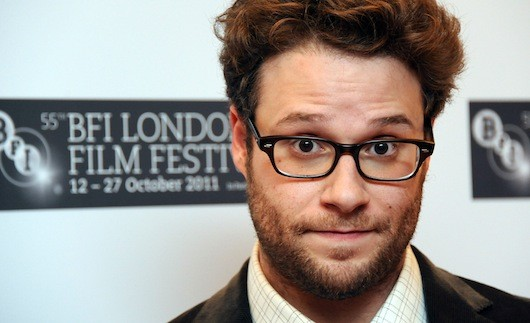 129169568 Seth Rogen on 50/50 Oscar Chances: Will Reiser Has the Best Shot