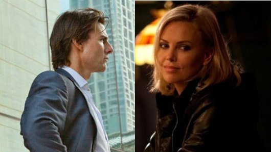 'Mission: Impossible — Ghost Protocol' and 'Young Adult'