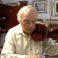 original Israel Baker Dead: Violinist for Alfred Hitchcocks Psycho Score Dies at 92 (VIDEO)