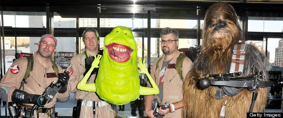 New york comic con costumes the best cosplay from 2012 for New kid movies coming out this weekend